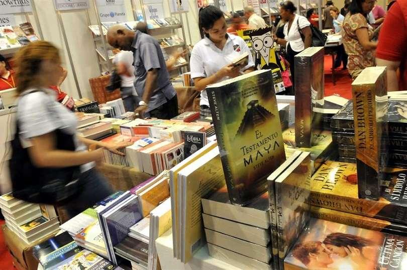 Estados Unidos será el país invitado en esta XVII edición de la Feria Internacional del Libro de Panamá (FIL 2021). EFE