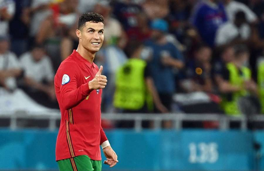 Cristiano Ronaldo. /Foto: EFE