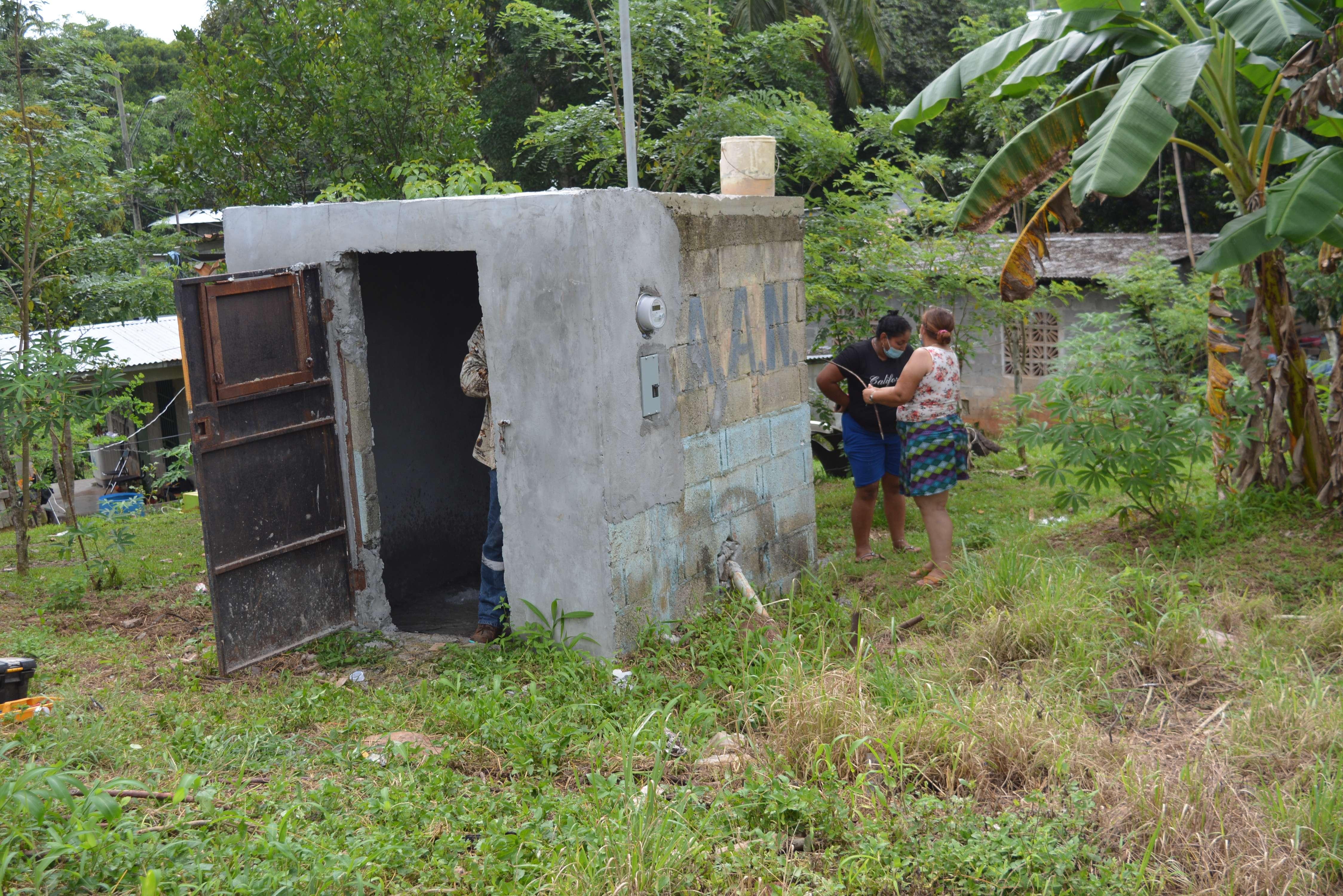 Después de años, logran un acuerdo  lo que permitió rehabilitar un pozo subterráneo el cual tenía más de 30 años de está fuera de operación.