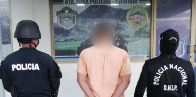 El hecho penal se dio el 12 de junio de 2021 en el sector del Pelucero, en Vista Hermosa, corregimiento de Pedregal, Chiriquí.