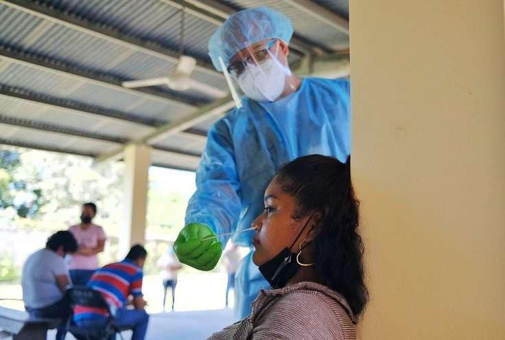 Este miércoles la cifra de pacientes que mantienen activa la enfermedad se elevó a 13,065