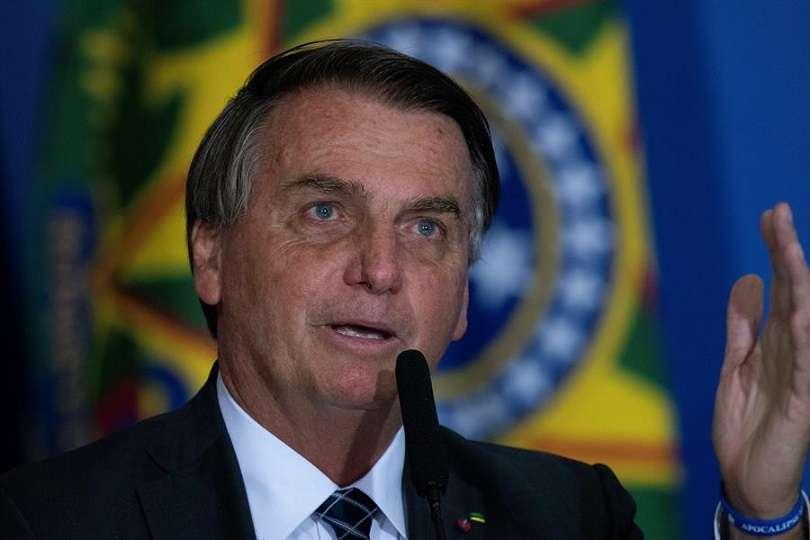 l presidente de Brasil, Jair Bolsonaro, en una fotografía de archivo. EFE