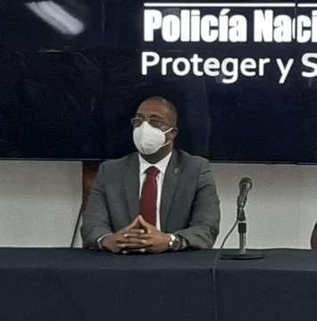 El Procurador General de la Nación, Javier Caraballo dio detalles de esta operación.