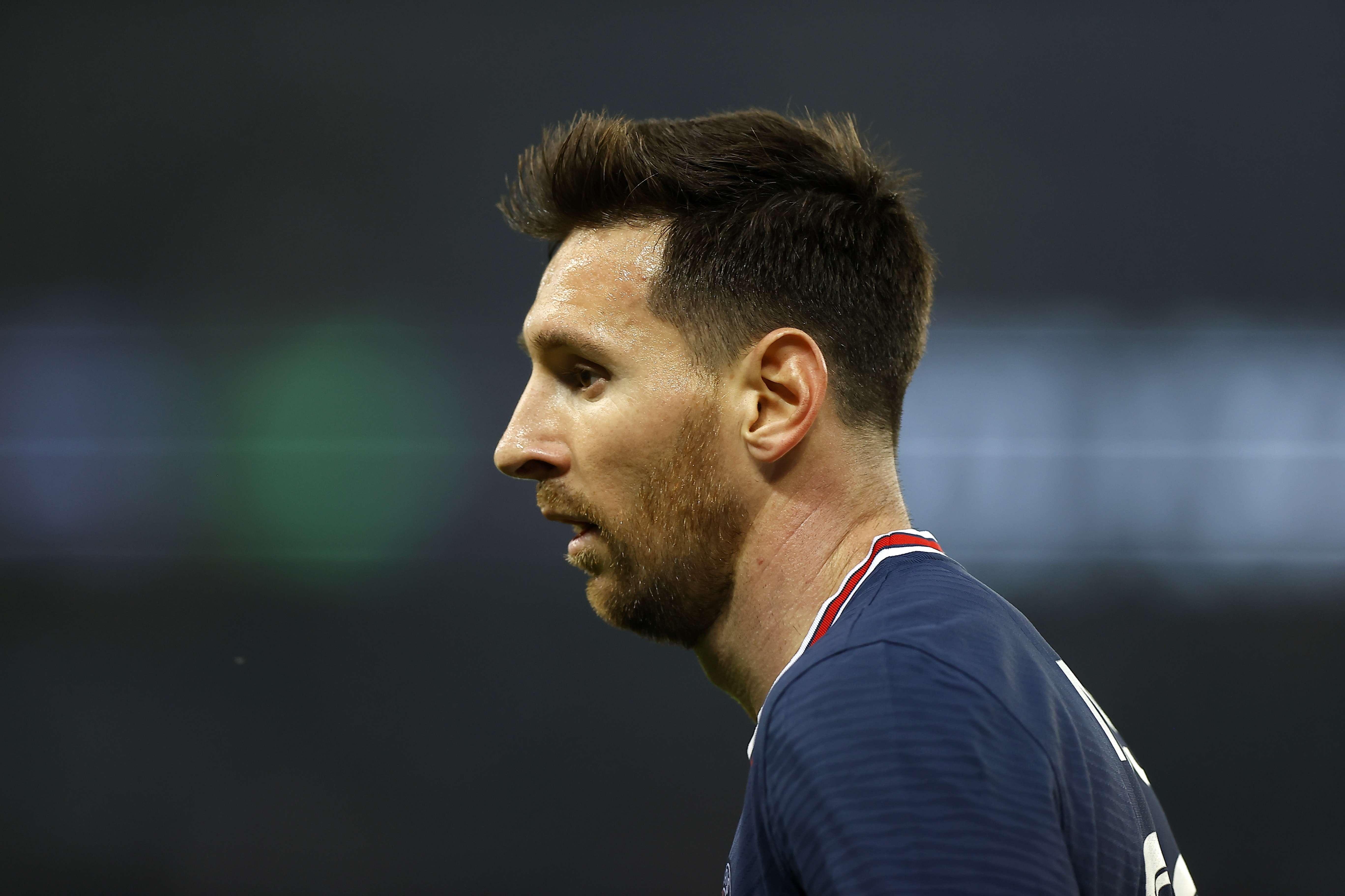 Lionel Messi /EFE