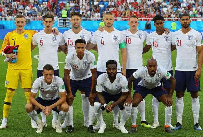 Inglaterra se enfrentará hoy a Colombia en los octavos de final.