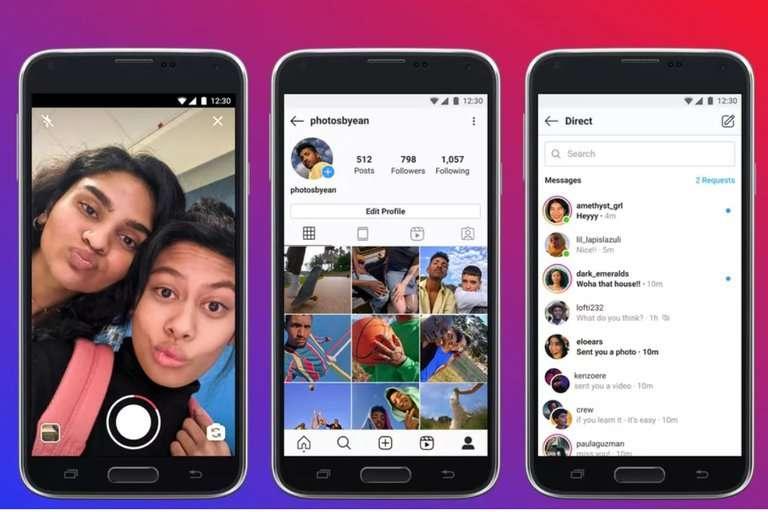Instagram Lite se lanzó en 170 países. Imagen: Infobae