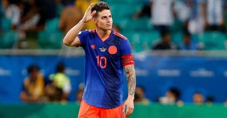 De llegar James Rodríguez al Nápoles, este no podría incorporar a nuevos jugadores en este mercado.