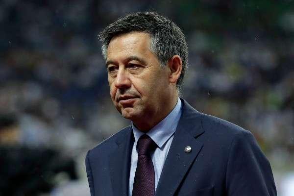 Josep Maria Bartomeu, expresidente del FC Barcelona.