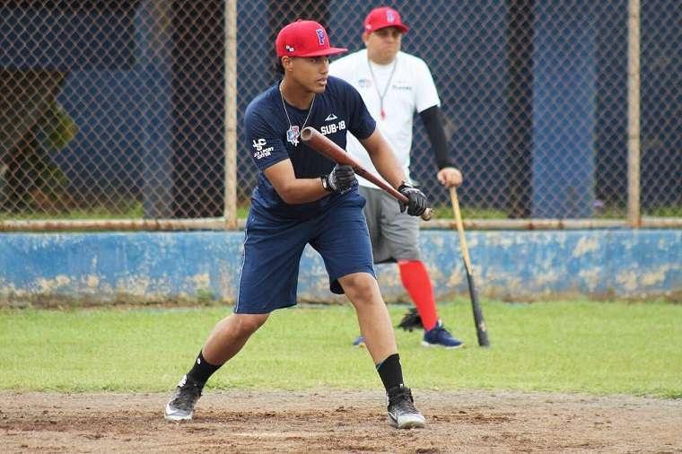 Juan Diego Crisp es uno de los puntales de la ofensiva panameña. / Foto Cortesía