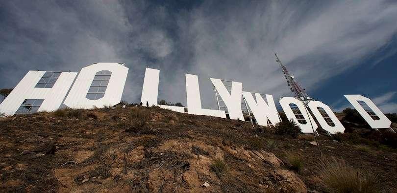 Fotografía de archivo del letrero de Hollywood, en Los Ángeles (California, EE.UU.). EFE
