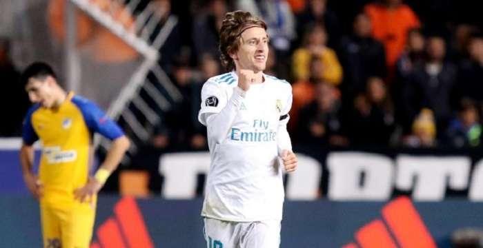"""Lukas Modric también ganó el """"Balón de Oro"""" del pasado Mundial Rusia 2018./EFE"""