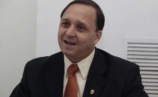 Magistrado del Tribunal Electoral (TE) Heriberto Araúz.