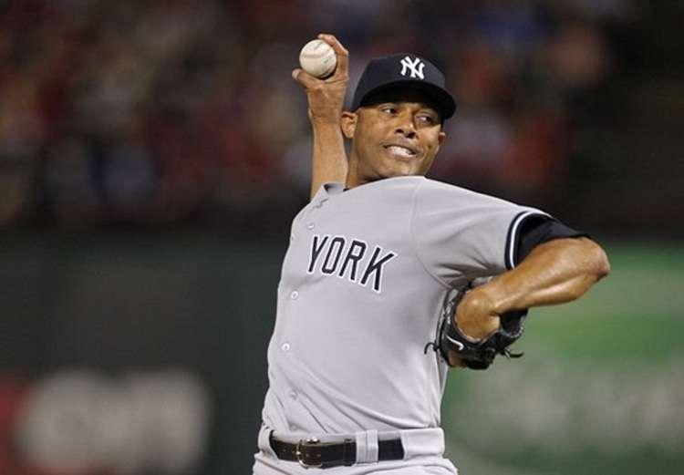 Mariano Rivera es considerado  el mejor cerrador de la historia en el béisbol de las Grandes Ligas. Foto: AP