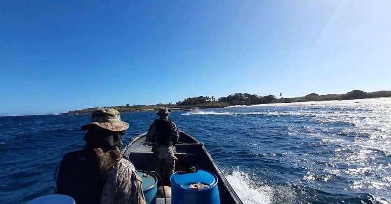 El Senan mantiene un puesto de vigilancia costera en el corregimiento de Punta Chame.