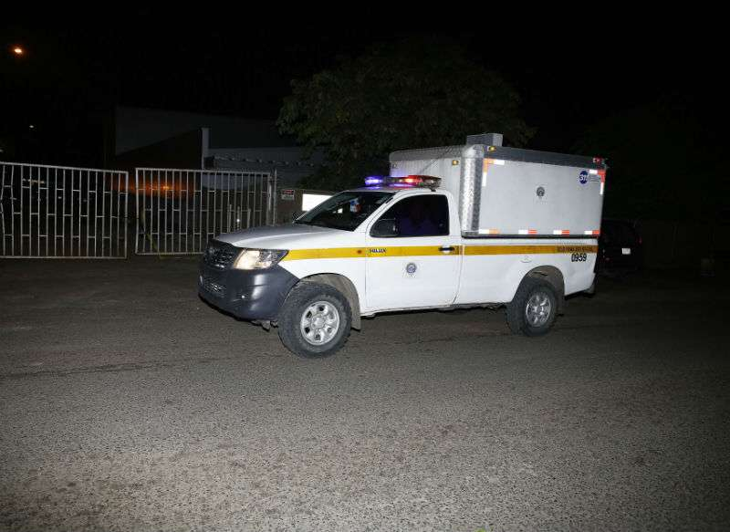 La víctima falleció en el hospital de Chepo.