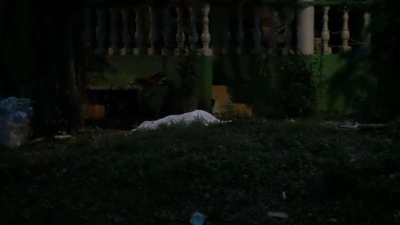 Asesinato en Tocumen. Foto/ Landro Ortiz