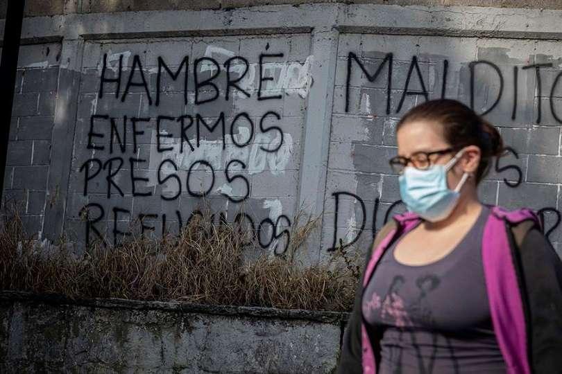 Una representante de Naciones Unidas está de visita en Venezuela.  EFE