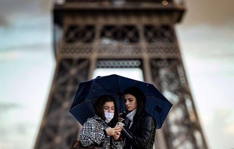 El Ejecutivo francés evaluará cada 15 días la evolución de la epidemia. EFE
