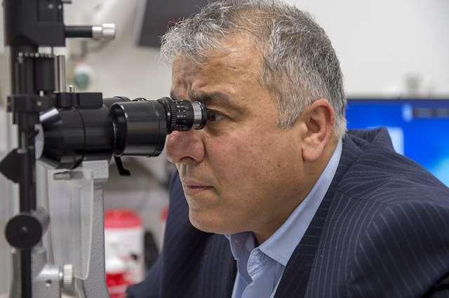 Este es el primer caso de recuperación parcial de la visión en un paciente ciego tras una terapia optogenética. Foto: Ilustrativa  Pixabay