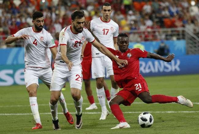 El jugador José Luis Rodríguez se destacó en el Mundial. Foto:AP
