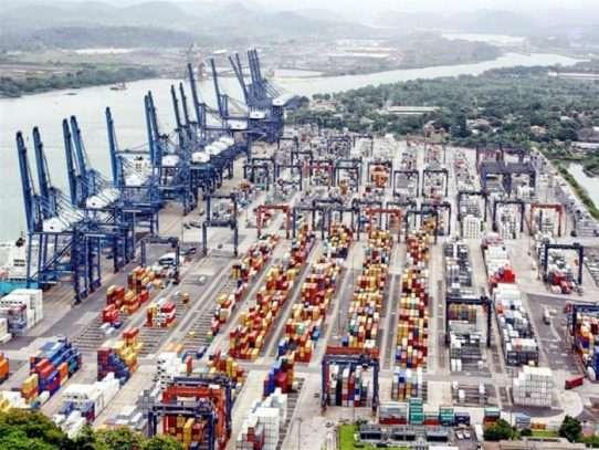 La concesionaria Panama Port Company (PPC) ocupó el primer lugar en el ranking de empresas por sector.