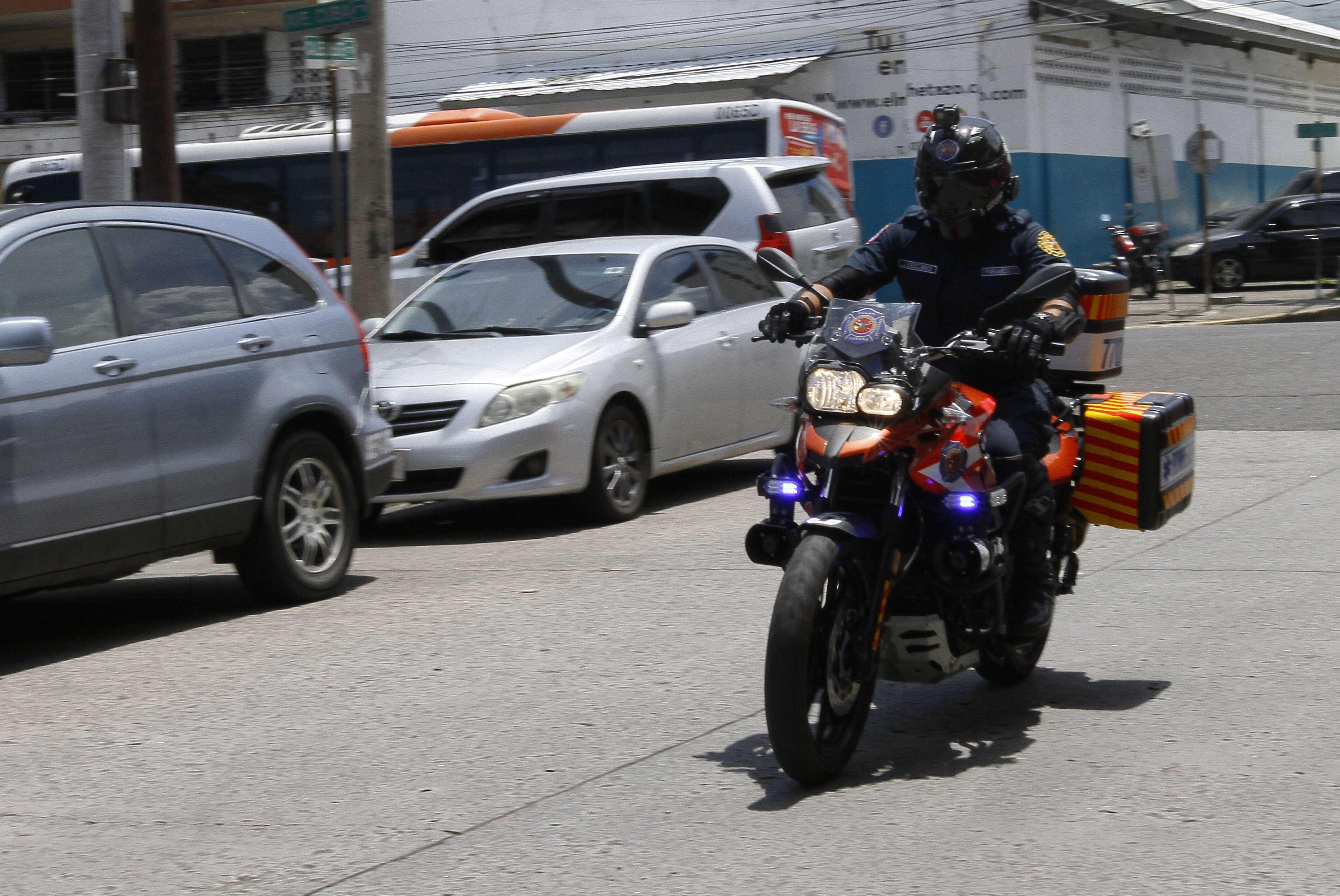 Nuevo equipo para atención rápida de los Bomberos. Foto/Edwards Santos