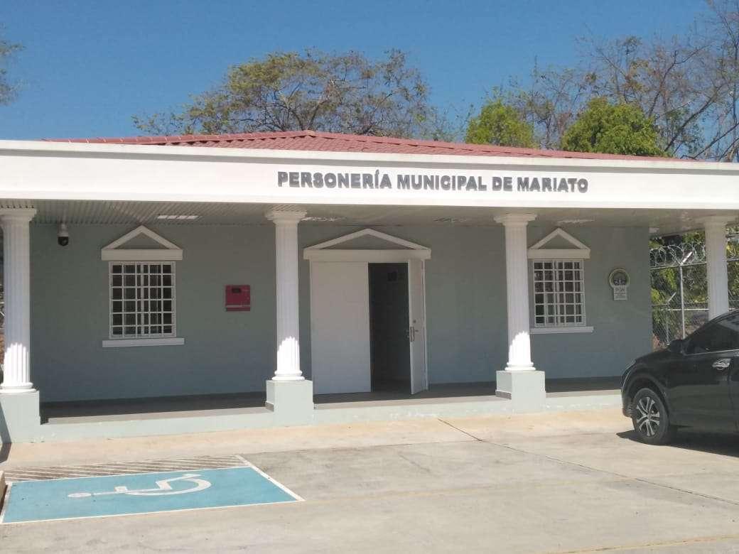 Personería Municipal de Mariato en Veraguas.