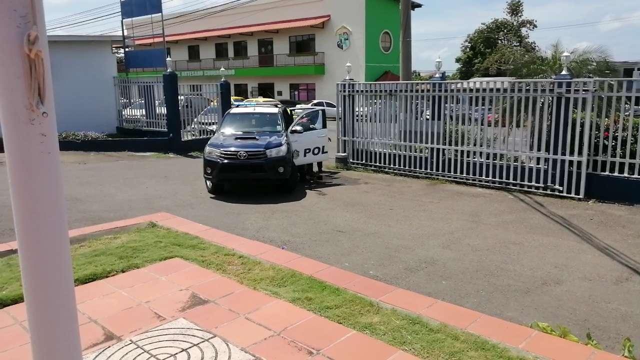 Sede de la Policía Nacional (PN) en La Chorrera. Foto: Eric Montenegro