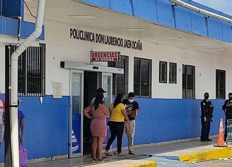 Policlínica Don Laurencio Jaén Ocaña, de Sabanitas.