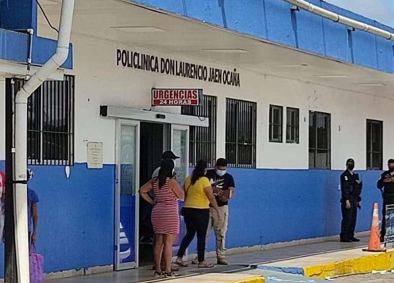 Policlínica Don Laurencio Jaén Ocaña, ubicada en Sabanitas.