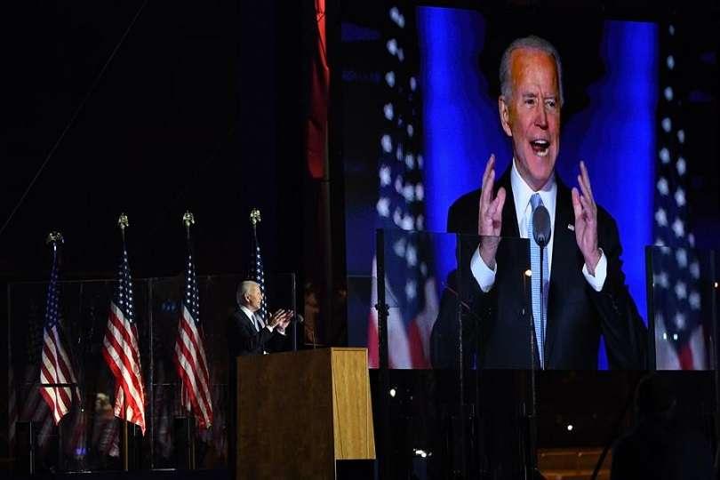 Presidente electo de EE.UU., Joe Biden. EFE