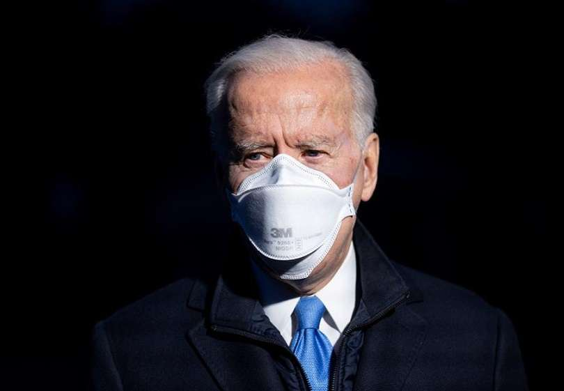 Presidente estadounidense, Joe Biden. EFE