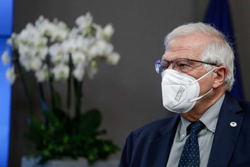 En la imagen el alto representante de la UE para la Política Exterior, Josep Borrell.