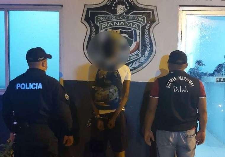 El señalado fue retenido por la Policía Nacional el 19 de mayo pasado.