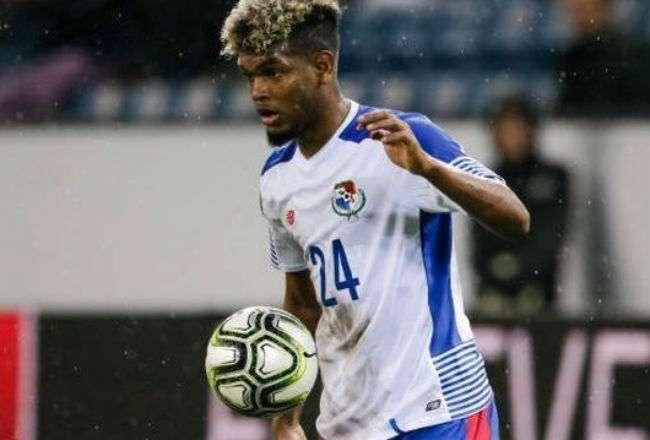"""El centrocampista panameño del KAA Gent de Bélgica, Ricardo """"Pepe"""" Ávila."""