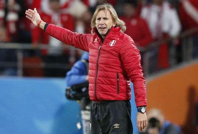 En entrenador Ricardo Gareca. Foto:EFE