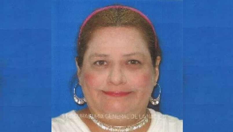 Rosa Carolina Castro, desaparecida.