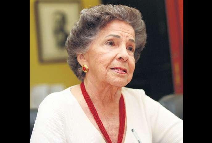 Rosario Arias de Galindo.