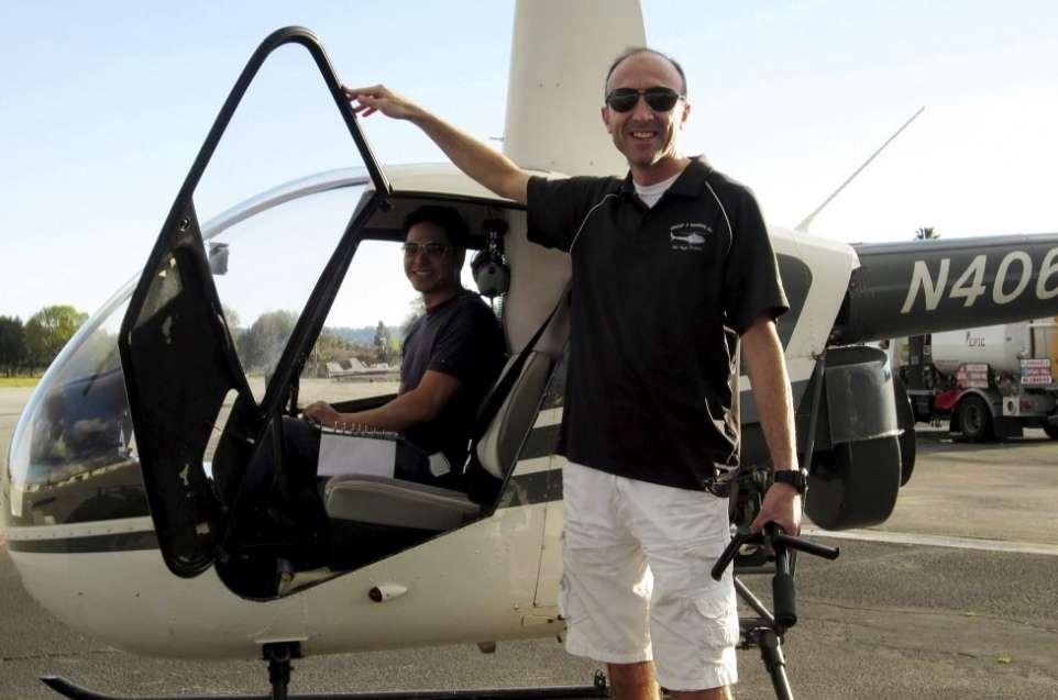 El piloto voló en condiciones no favorables.