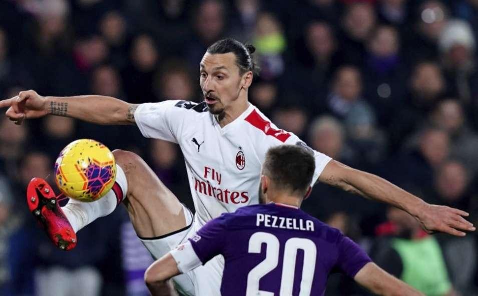 Zlatan Ibrahimovic / AP