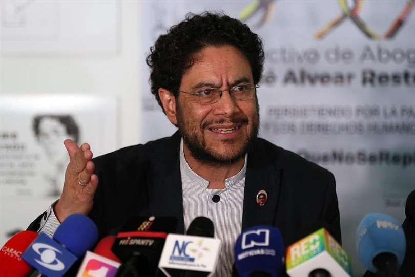 Senador Iván Cepeda, del Polo Democrático Alternativo. EFE
