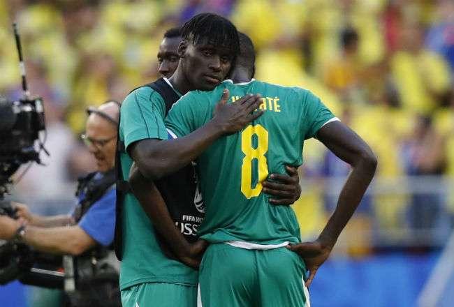 Senegal participaba en su segunda Copa del Mundo.