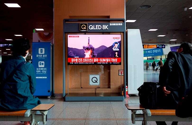 El gesto de Pionyang parece indicar que sigue dispuesto a mostrar músculo militar al compás de Seúl mientras la diplomacia no retome el vuelo. EFE