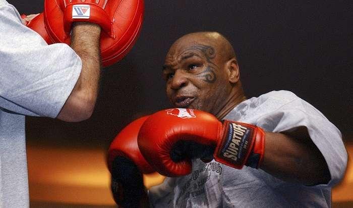 Mike Tyson /AP
