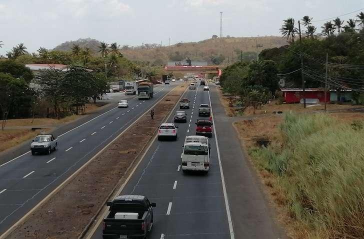La vía costanera enlazará a Veracruz el Chumical y Vacamonte en el distrito de Arraiján, provincia de Panamá Oeste.