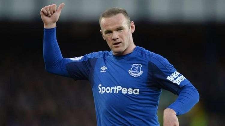 Wayne Rooney, máximo goleador en la historia del Manchester United. Foto: Twitter