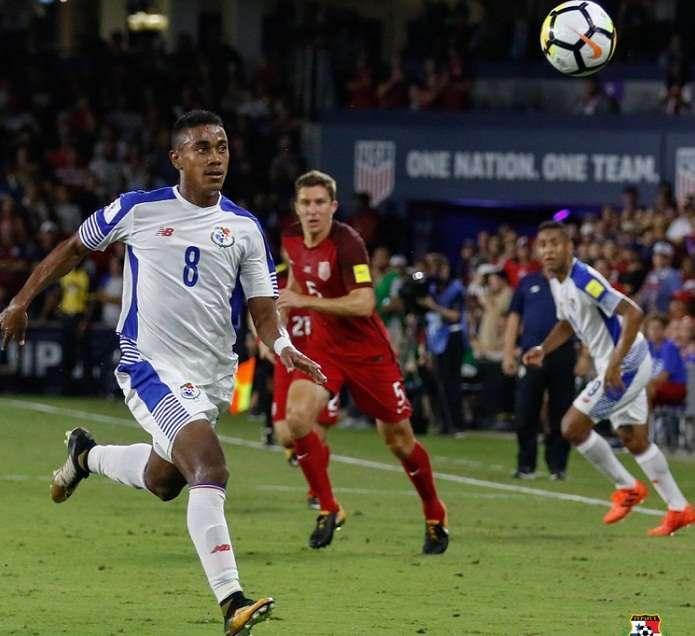 Panamá jugará su primer partido del 2019 ante los Estados Unidos. Foto: Twitter