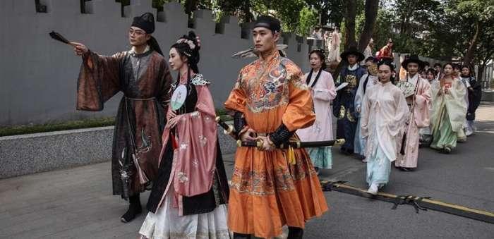 Festival del Dragón en China efe