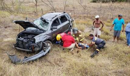 Accidente en Aguadulce. Foto/ Bomberos de Panamá