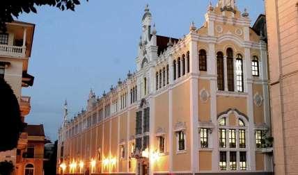 Cancillería de Panamá.